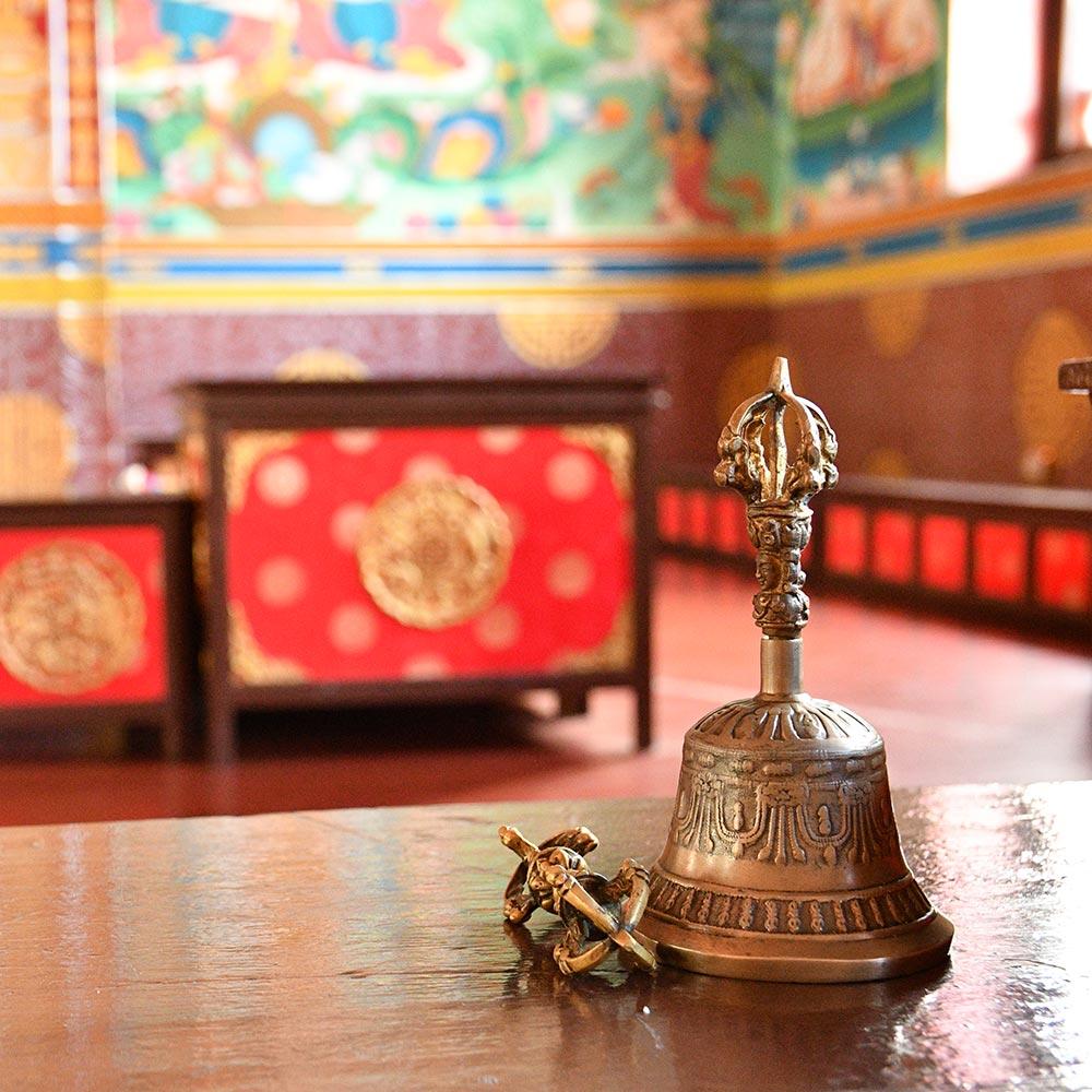Bhutanese Monastery