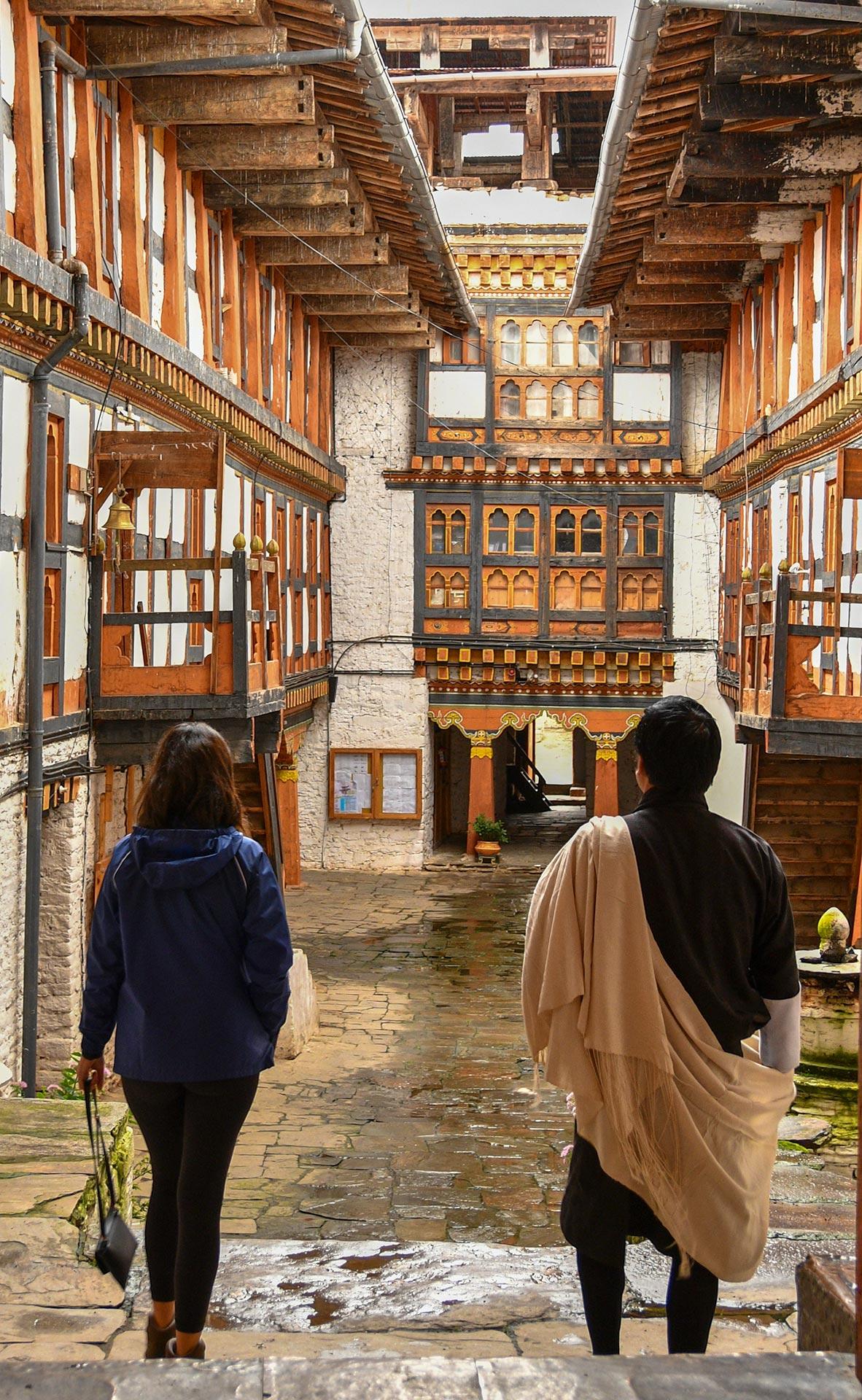 Bumthang in Bhutan