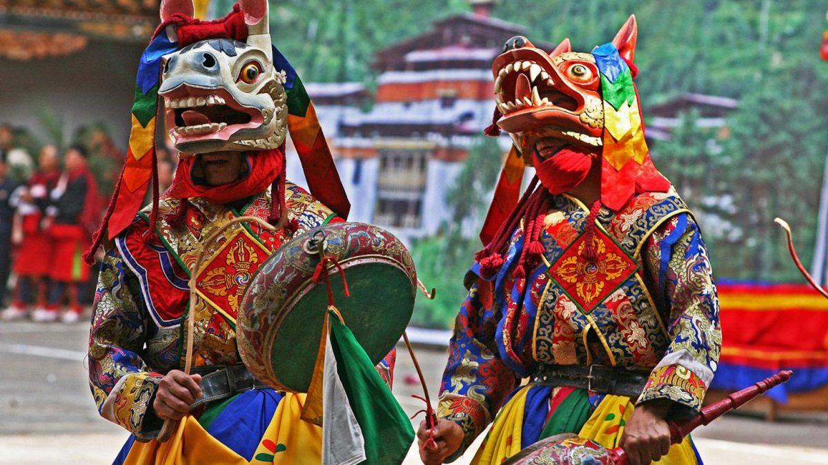 Haa Summer Festival in Bhutan