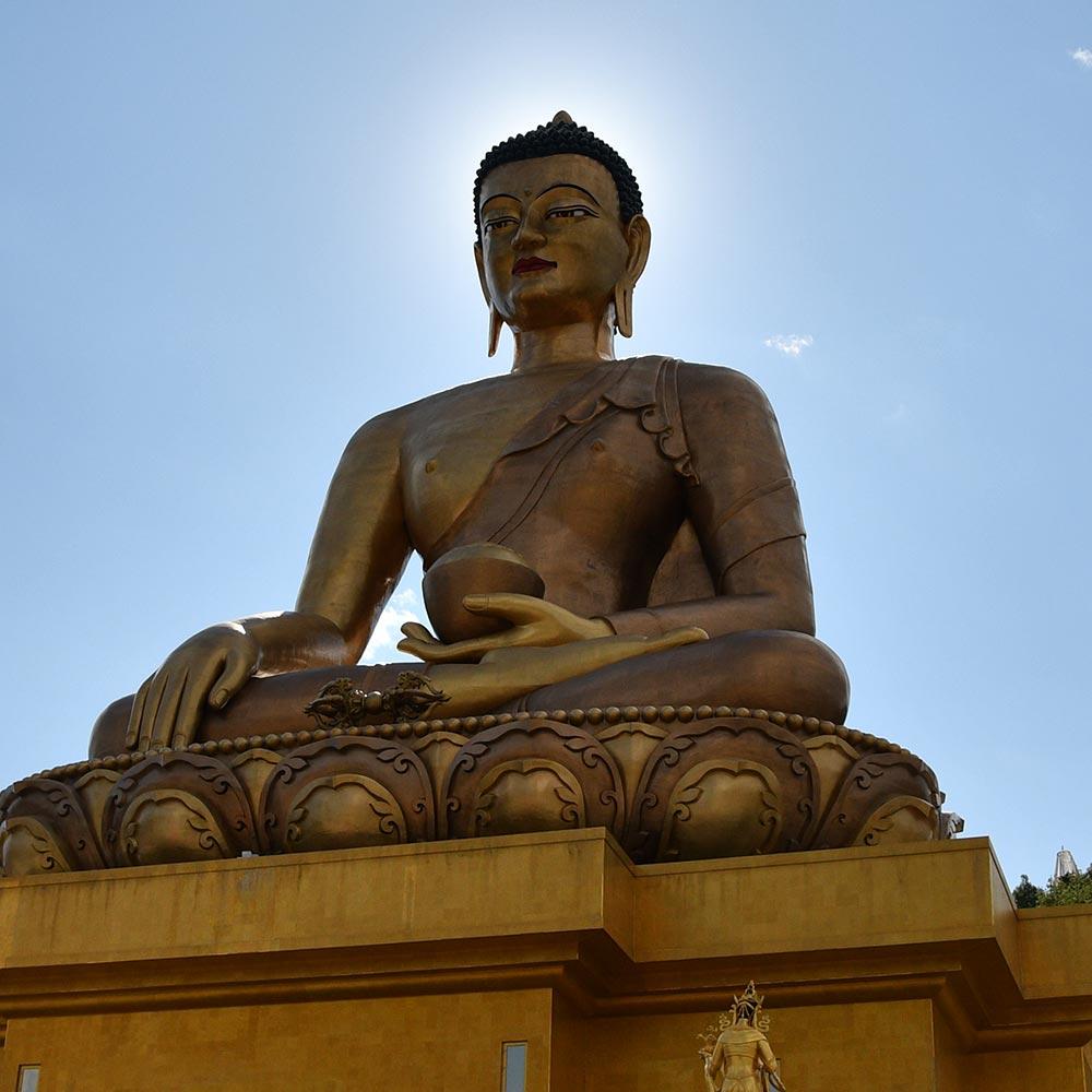 Thimphu Grand Buddha Statue