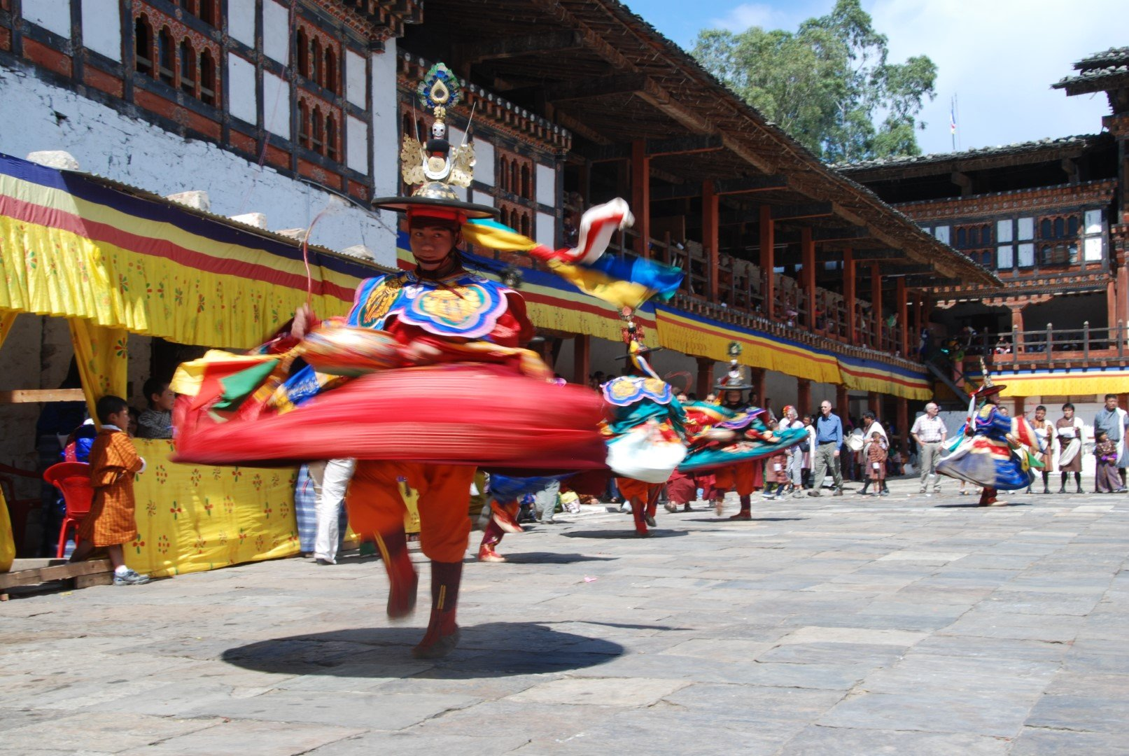 Full Tour & Trek in Bhutan